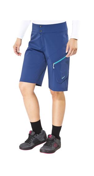 Triple2 BARG Naiset pyöräilyhousut , sininen